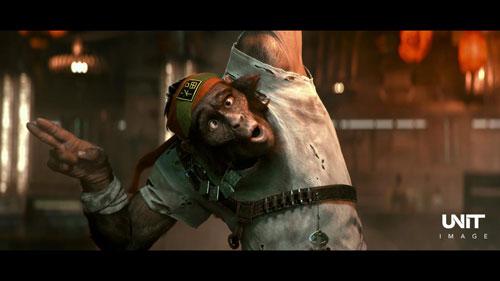 《超越善恶2》游戏截图
