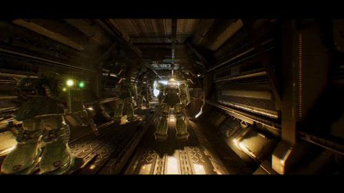 《机动战士高达:战场之绊2》游戏截图2