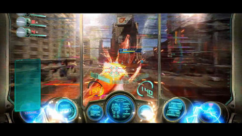 《机动战士高达:战场之绊2》游戏截图3