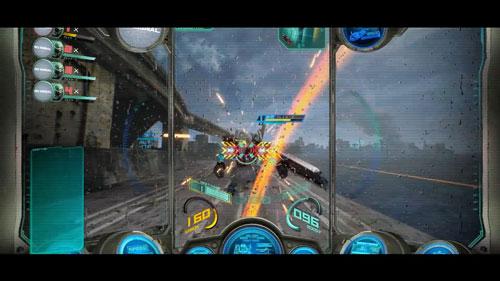 《机动战士高达:战场之绊2》游戏截图5