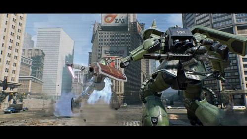 《机动战士高达:战场之绊2》游戏截图4