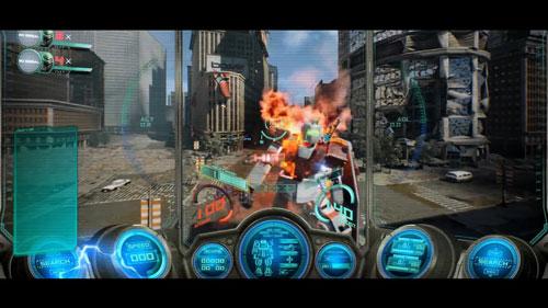 《机动战士高达:战场之绊2》游戏截图6