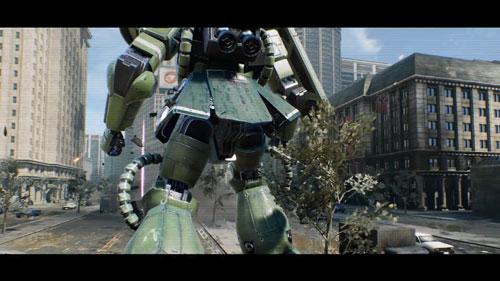 《机动战士高达:战场之绊2》游戏截图7