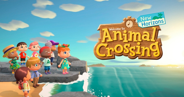 动物森友会新地平线游戏图片