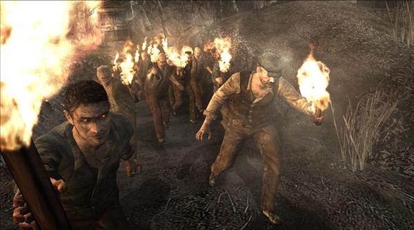 生化危机4HD终极版游戏图片4
