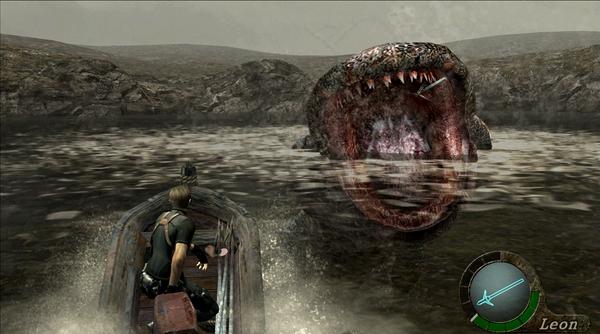 生化危机4HD终极版游戏图片6