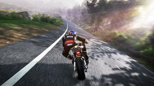 《曼岛摩托车赛2》游戏截图