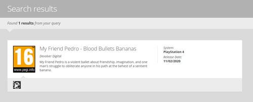 《我的朋友佩德罗》PS4版评价