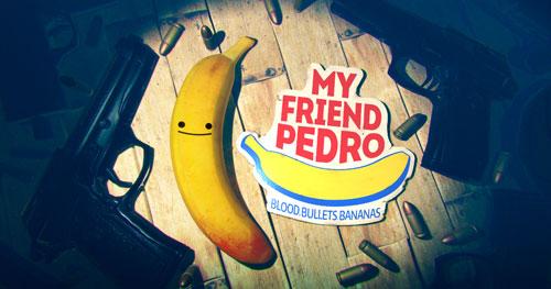 《我的朋友佩德罗》游戏截图