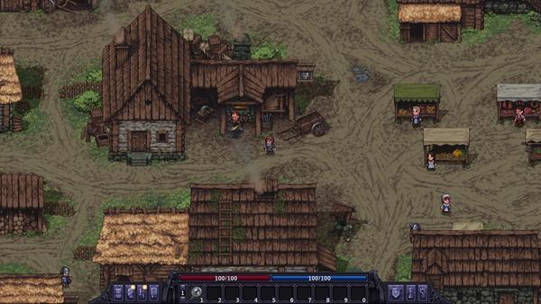 Stoneshard游戏图片
