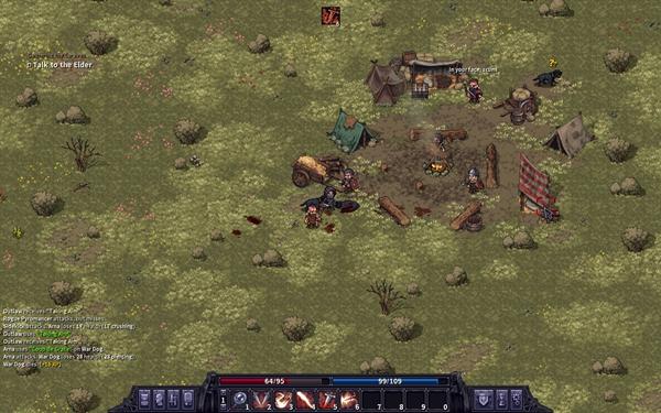 石质碎片游戏截图2