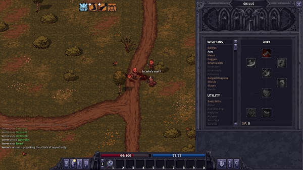 石质碎片游戏截图3