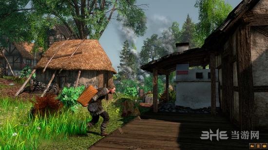 领地人生林中村落截图1