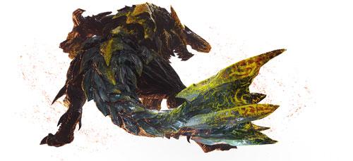 《怪物猎人世界冰原》猛爆碎龙截图