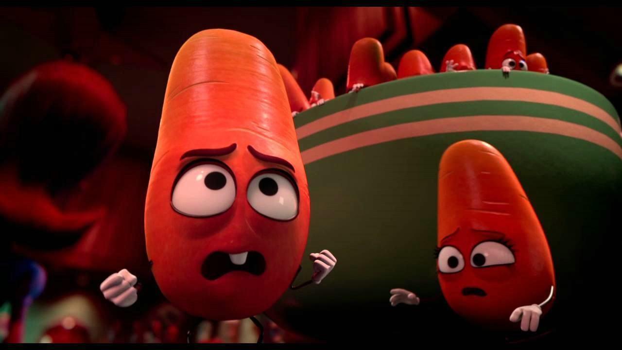 香肠派对图片