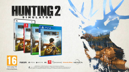 《模拟狩猎2》宣传视频截图2