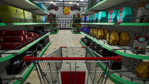 《超市模拟器》游戏截图1
