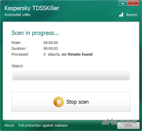 Kaspersky TDSSKiller图片3