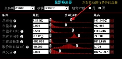 趋势密码股票筛选器图片2