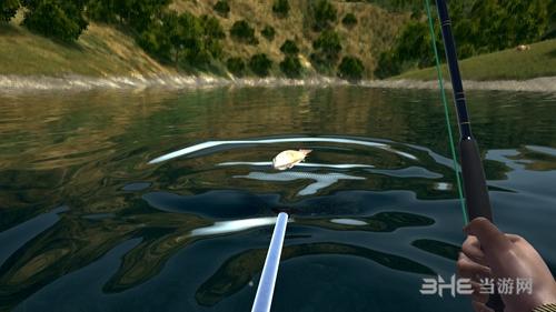 终极钓鱼模拟器游戏宣传图