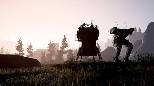 机甲战士5游戏截图