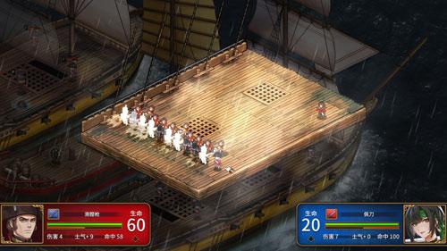 《圣女战旗》游戏截图2