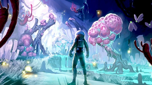 野蛮星球之旅游戏图片1