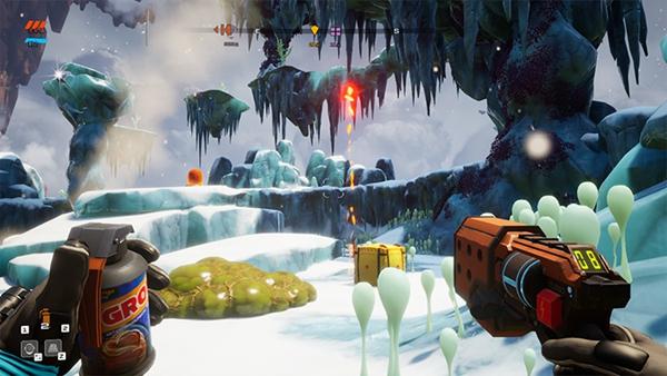 野蛮星球之旅游戏图片3