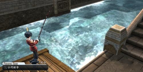 闪之轨迹钓鱼方法图片3