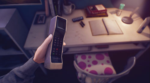 《瑞秋·福斯特的自杀》游戏截图