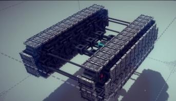 围攻坦克履带制作教程图片1