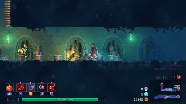 死亡细胞坏种游戏截图2