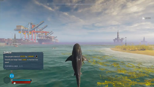 《食人鲨》游戏截图5