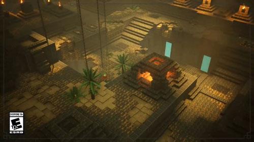 《我的世界:地下城》游戏截图