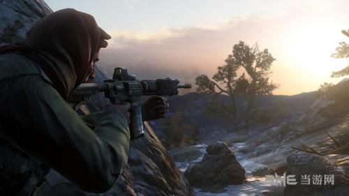 荣誉勋章2010游戏宣传图