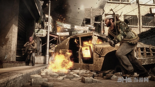 荣誉勋章2010游戏宣传图1