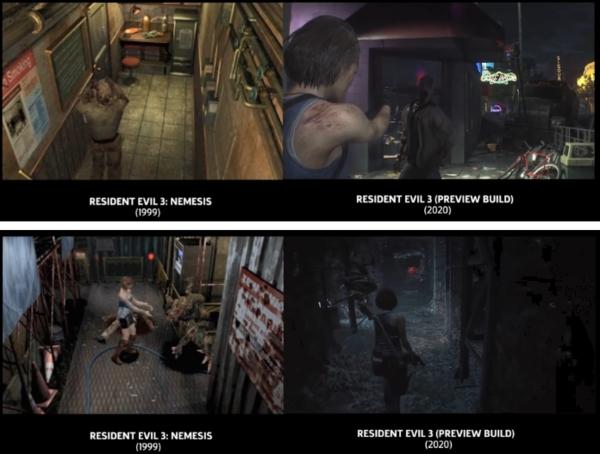 生化危机3重制版游戏图片
