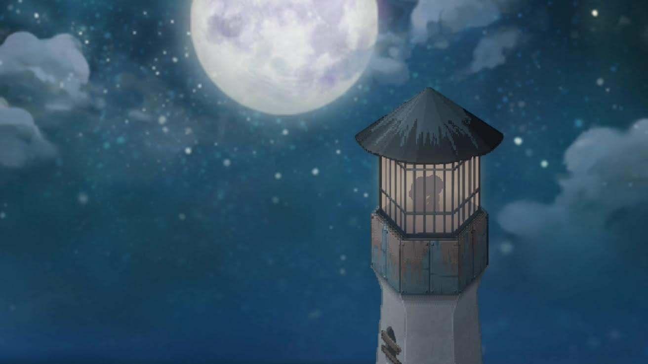 去月球图片