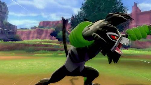 《宝可梦:剑/盾》游戏截图5
