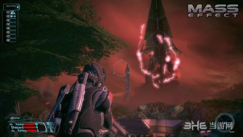 质量效应1游戏宣传图