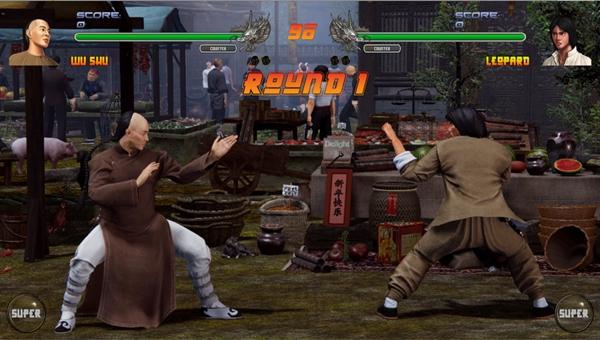 少林vs武��2截�D3