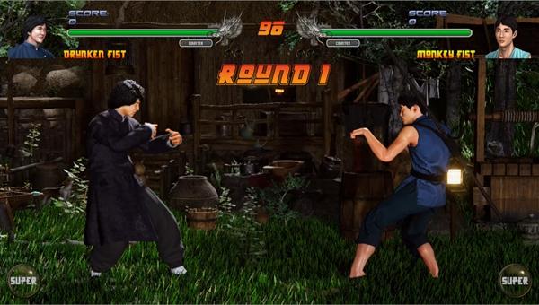 少林vs武��2截�D5