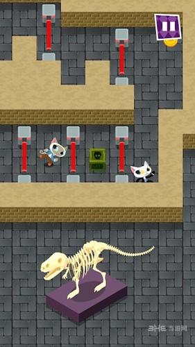 幽灵猫关卡解锁版截图2