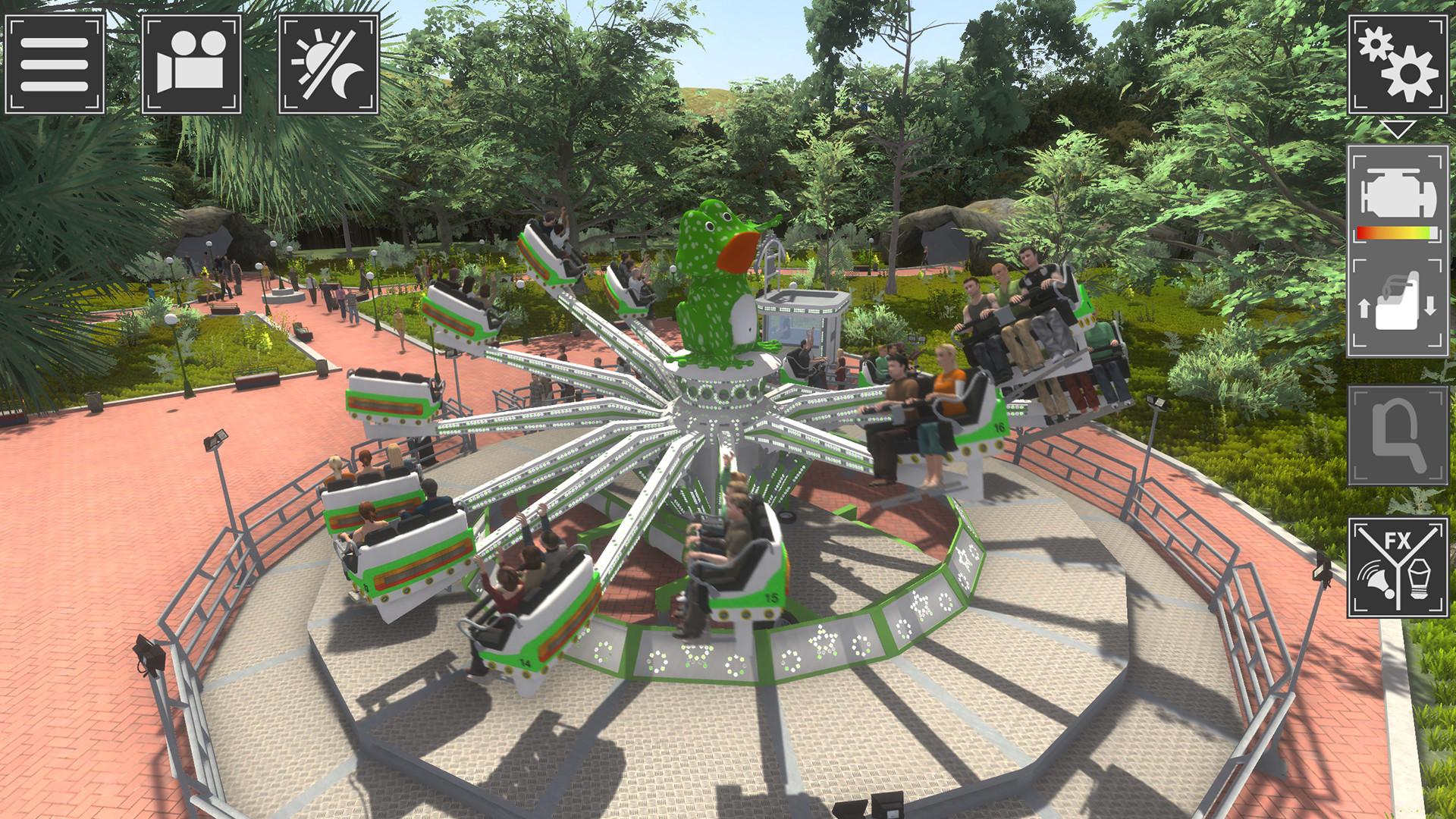 主题公园模拟器截图3