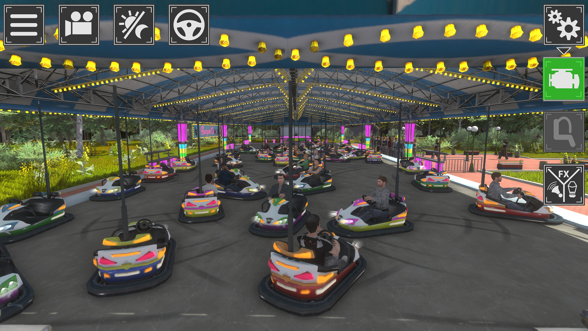 主题公园模拟器截图5