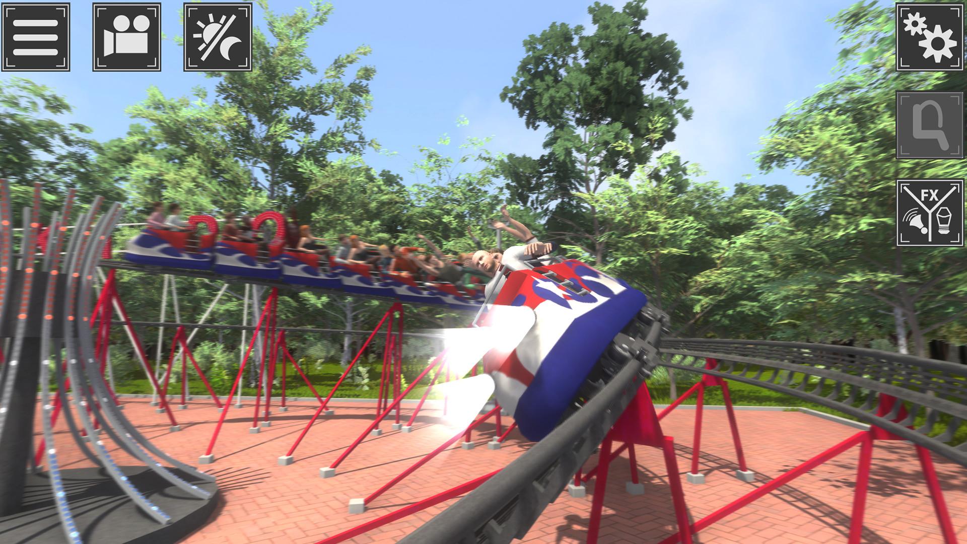 主题公园模拟器截图7