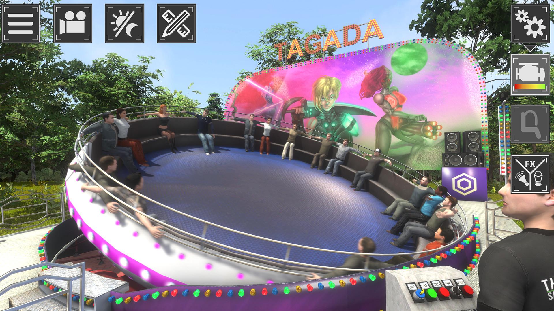 主题公园模拟器截图6