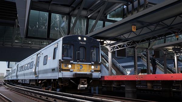 模拟火车世界2020截图0