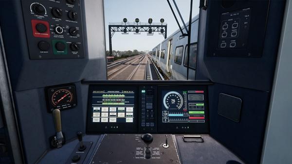 模拟火车世界2020截图1