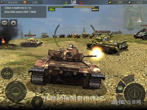 大坦克截�D0